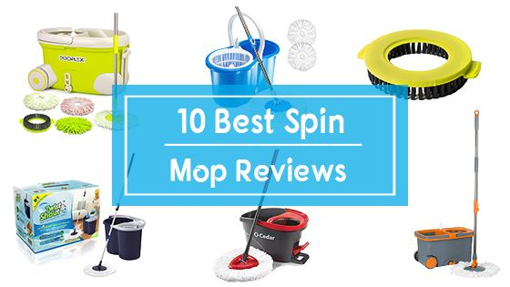 Best spin mop reviews