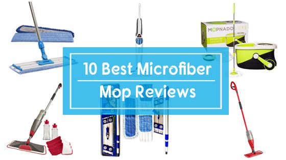 10 Best Microfiber Mops In 2019 Comparison Chart Amp Reviews