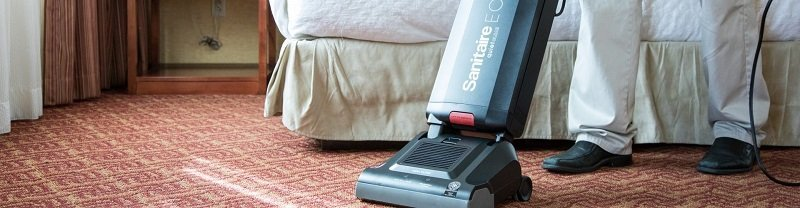sanitaire vacuums review